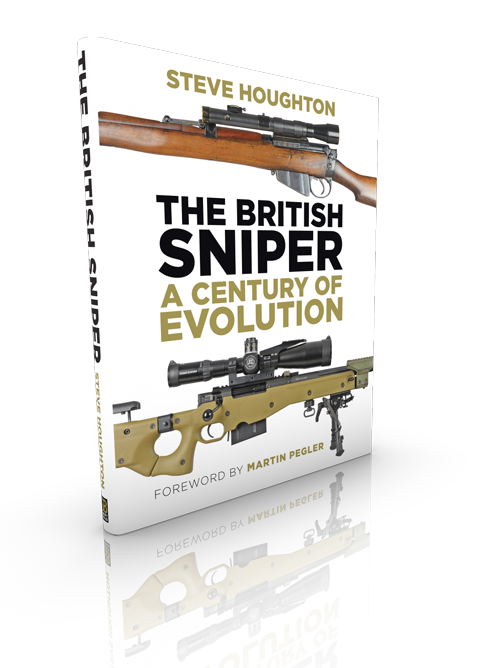 Book - The British Sniper - a century of evolution