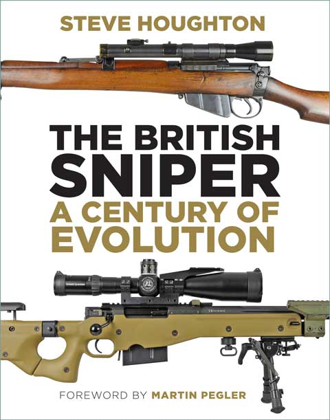 The British Sniper Book Cover