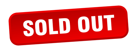 sold out sticker